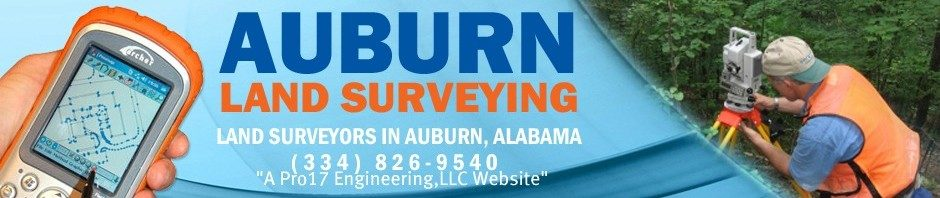 Auburn Land Surveying